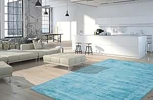 Kurzflor Teppich 160x230 ~ Amazon.de: moderner teppich vintage my maori 220 von obsession