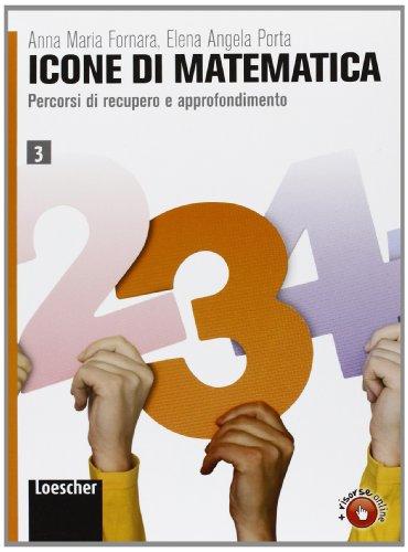 Icone di matematica. Per i Licei e gli Ist. magistrali. Con espansione online: 3