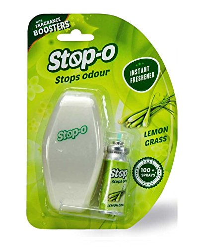 Stop-O Power Spray (One Touch) Lemongras Fragrances-Pack of 3