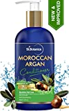 Best Heat Protector For Hairs - StBotanica Moroccan Argan Hair Conditioner with Argan Review