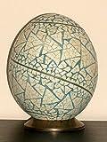Huevos de avestruz autoadhesivo con diseño de...