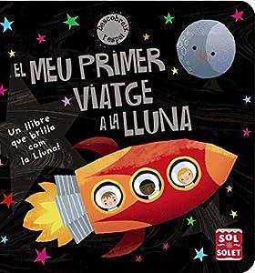 Un llibre amb el qual els més menuts descobriran d'una manera senzilla com és la Lluna i treballaran el sentit del tacte, fonamental per al desenvolupament de la intel·ligència en aquestes edats, gràcies a les precioses textures que acompanyen les il...