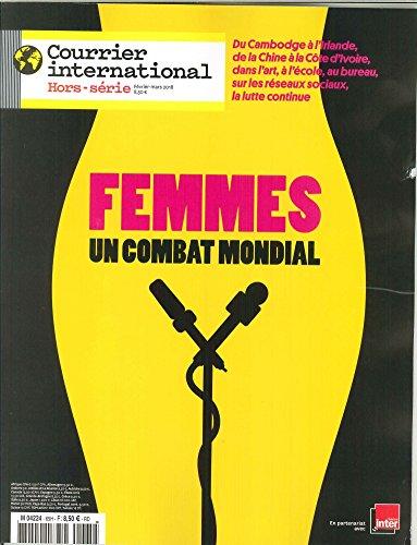 Courrier International N 65 Femmes Fevrier 2018