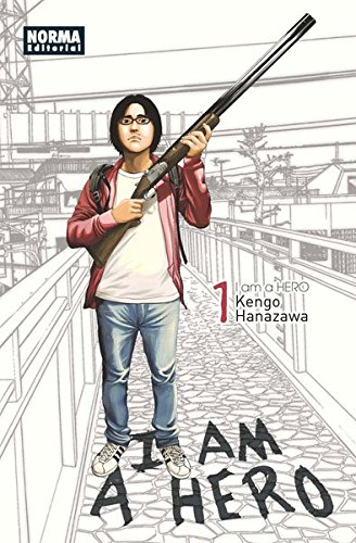 I AM A HERO 01 (CÓMIC MANGA)