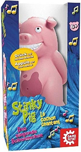 GAMEFACTORY Game Factory 646173 - Stinky Pig