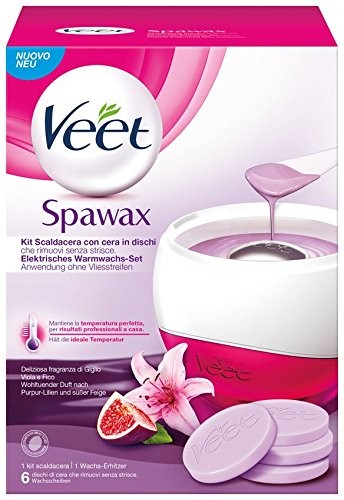 Veet Spawax - elektrisches Warmwachs-Set