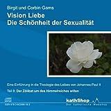 Vision Liebe - Die Schönheit der Sexualität: Eine Einführung in die Theologie des Leibes von Johannes Paul II Teil 8: