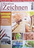 Kreatives Zeichnen Nr. 2, 2014 - Die Zeitschrift, die das Zeichnen Schritt für Schritt erklärt (Illustrierte Ausgabe inkl. 16 Vorlagen) [Hobby-Journal / Broschiert]