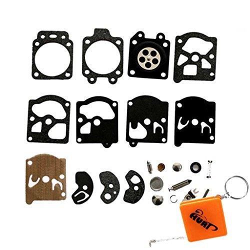 HURI Reparatursatz Membransatz kit passend für Husqvarna 36 / 41 mit Walbro Vergaser