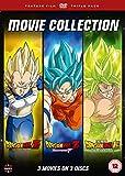 Dragon Ball Movie Trilogy (Battle Of Gods. Resurrection F. Broly) [Edizione: Regno Unito]