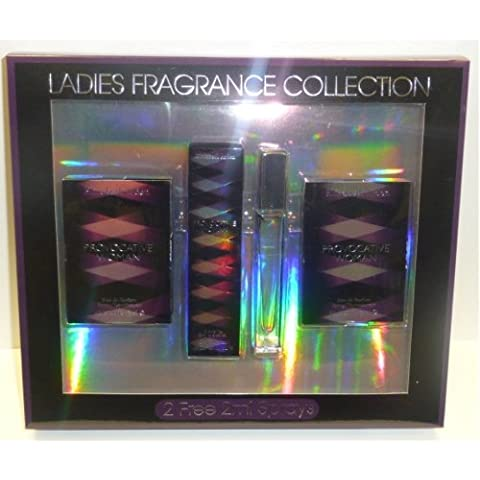 Elizabeth Arden Provocative Ladies Mini Fragrance Collection Boxed Gift