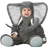 Costume Elefante per neonato 6 a 12