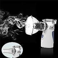Preisvergleich für Zerstäuber-Ultraschallmedizin-Inhalator-Handkind-Erwachsenes Tragbares Masken-Mundstück