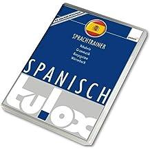 tulox Sprachtrainer Spanisch - Vokabeltrainer, Konjugations- und Grammatiktrainer inklusive großem Wörterbuch mit 90.000 fremdsprachlichen vertonten Vokabeln