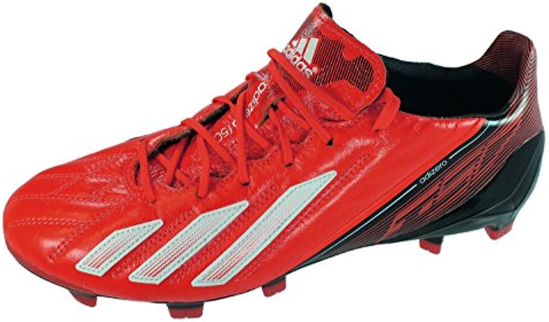 adidas adizero f50 trx fg chaussures de football professionnel rouge de g96583 rouge professionnel 59352a