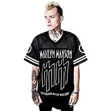 Ka-Boom Ka-Boom Hockey Jersey Killstar X Marilyn Manson T-Shirt
