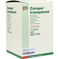 CURAPOR Wundverband steril transparent 5x7 cm 50 St Pflaster preisvergleich bei billige-tabletten.eu