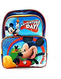 Preisvergleich für Backpack - Disney - Mickey Mouse - Adventure Day 16 MC27649UPBK by Mickey Mouse