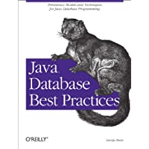 Java Database Best Practices: Persistence Models and Techniques for Java Database Programming (English Edition)