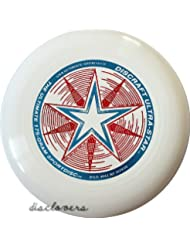 JUMP+REACH #1 for DiscSport in Europe Starburst - Disco de frisbee (175 g), color blanco