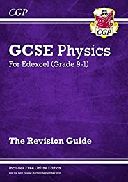 Grade 9-1 GCSE Physics: Edexcel Revision Guide with Online Edition