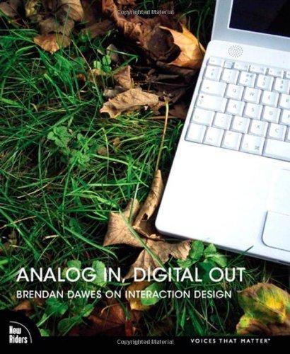 The revenge of analog amazon