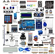 Electrobot RFID Starter Kit for UNO R3 from Knowing to Utilizing, Servo, RC522 RFID Module, PS2 Joystick, Lear