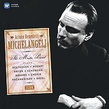 Icon : Arturo Benedetti Michelangeli (Coffret 4 CD)