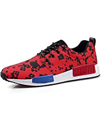 New pattern a couple of sports shoes with breathable mesh lightweight running shoes sneakers tidal shoes leisure shoes