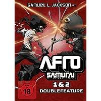 Afro Samurai 1 & 2 - Doublefeature