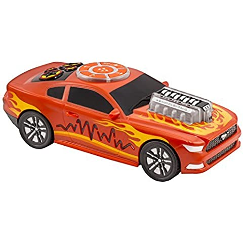 Kid Galaxy Ford Mustang Motorized iRock & iRoll Car. Toddler Light and Sound Effects Toy by Kid Galaxy - Ford Mustang Horn