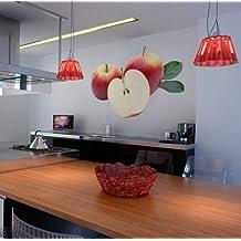 murando - Vinilo de pared 77x50 cm - adhesivo mural stickers vinilo de pared - 040208-11 cocina
