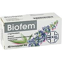 Biofem Tabletten, 60 St. preisvergleich bei billige-tabletten.eu