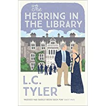 The Herring in the Library (The Elsie and Ethelred Series)