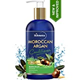 StBotanica Moroccan Argan Hair Conditioner with Argan & Olive Oil (No SLS / Paraben) 300ml