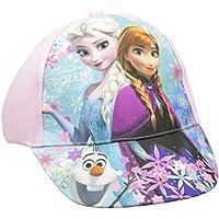 Sun City Frozen cuffia ragazza, Bambina, Casquette Frozen, rosa, FR : 5 ans (Taille Fabricant : 4-7 ans)