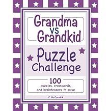 Grandma vs Grandkid Puzzle Challenge: Volume 1