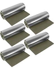Ultraleichte Isomatte mit Aluminiumbeschichtung / Alu-Thermomatte