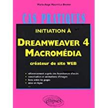 Initiation à Dreamweaver 4