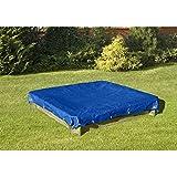 Bâche de protection pour bac à sable de dimensions 180 x 180 cm de Gartenpirat®
