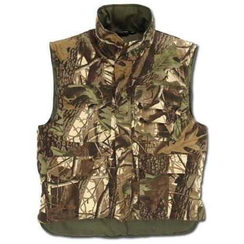 Mil-Tec Men's Ranger Weste Gefüttert Ranger Vest