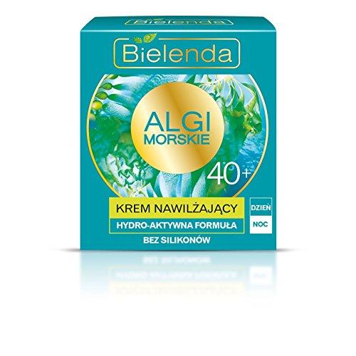 Bielmeier Enda algues Crème de jour et crème de nuit anti-rides avec Caviar 40 + 50 ml