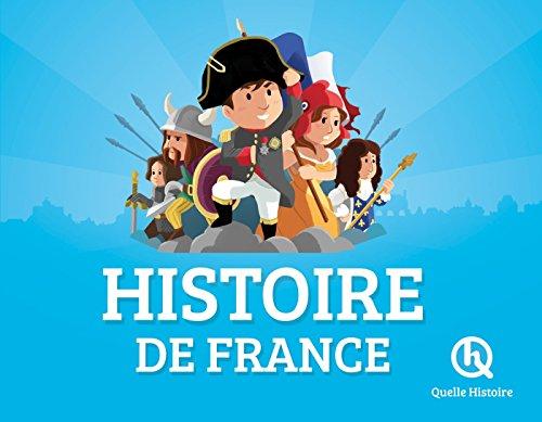 Histoire de France (QHE.CLASSIQU.QH) por Vincent Mottez