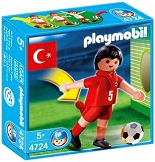 Playmobil  Joueur football Suisse dp BELJS