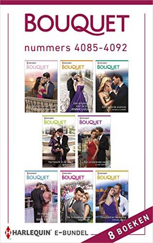 Bouquet e-bundel nummers 4085 - 4092 (Dutch Edition)