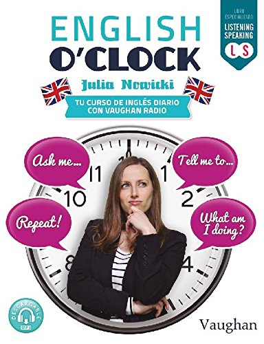 English o'clock (Spanish Edition)