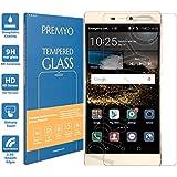 PREMYO cristal templado Huawei P8. Protector cristal templado Huawei P8 con una dureza de 9H, bordes redondeados a 2,5D. Protector pantalla Huawei P8