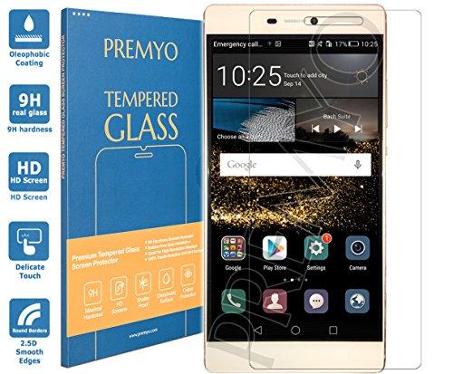 PREMYO cristal templado Huawei P8. Protector cristal templado Huawei P8 con una...