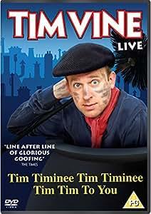Tim Vine- Tim Timinee Tim Timinee Tim Tim To You [DVD]
