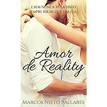 Amor de Reality (Portuguese Edition)
